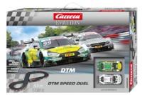 Carrera: Evolution - DTM Speed Duel Slot Car Set (Mercedes/Audi)