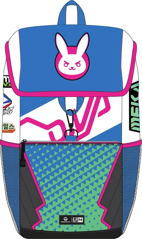 Loungefly: Overwatch - D.Va Backpack