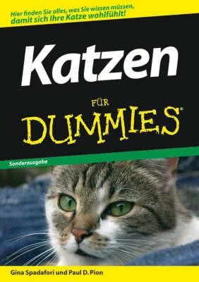 Katzen fur Dummies by Gina Spadafori image