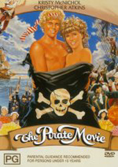 The Pirate Movie on DVD