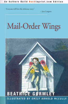 Mail-Order Wings by Beatrice Gormley image