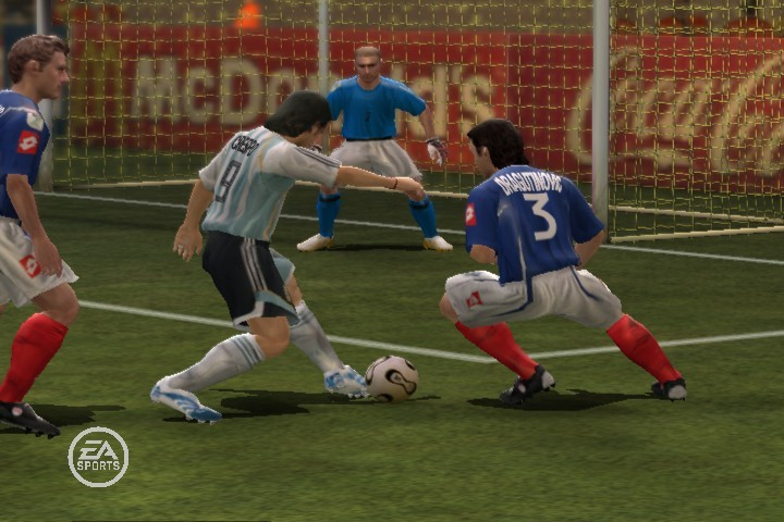 FIFA World Cup 06 for GameCube image