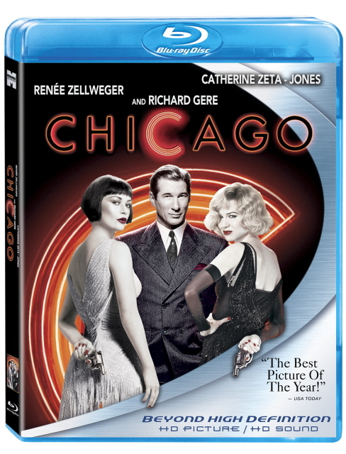 Chicago on Blu-ray
