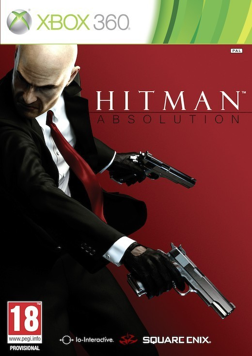 Hitman Absolution Limited Edition for X360