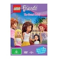 Lego Friends: Grand Hotel - Volume 9 on DVD