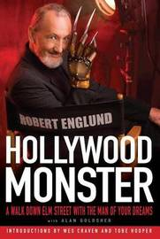 Hollywood Monster by Robert Englund