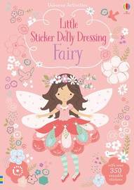 Little Sticker Dolly Dressing Fairy by Fiona Watt
