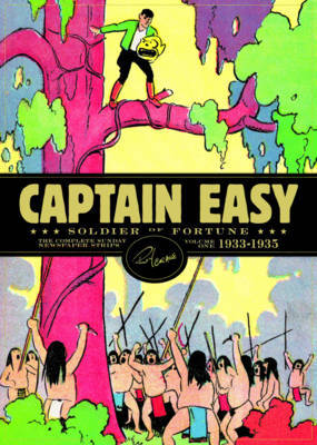 Captain Easy, Soldier Of Fortune by Roy Crane