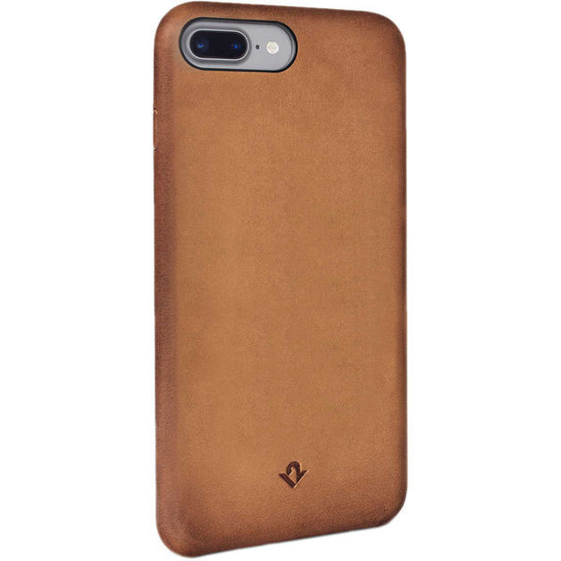 Twelve South Relaxed Leather case for iPhone 6/6S/7 Plus (Cognac)