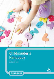 Childminder's Handbook by Allison Lee image