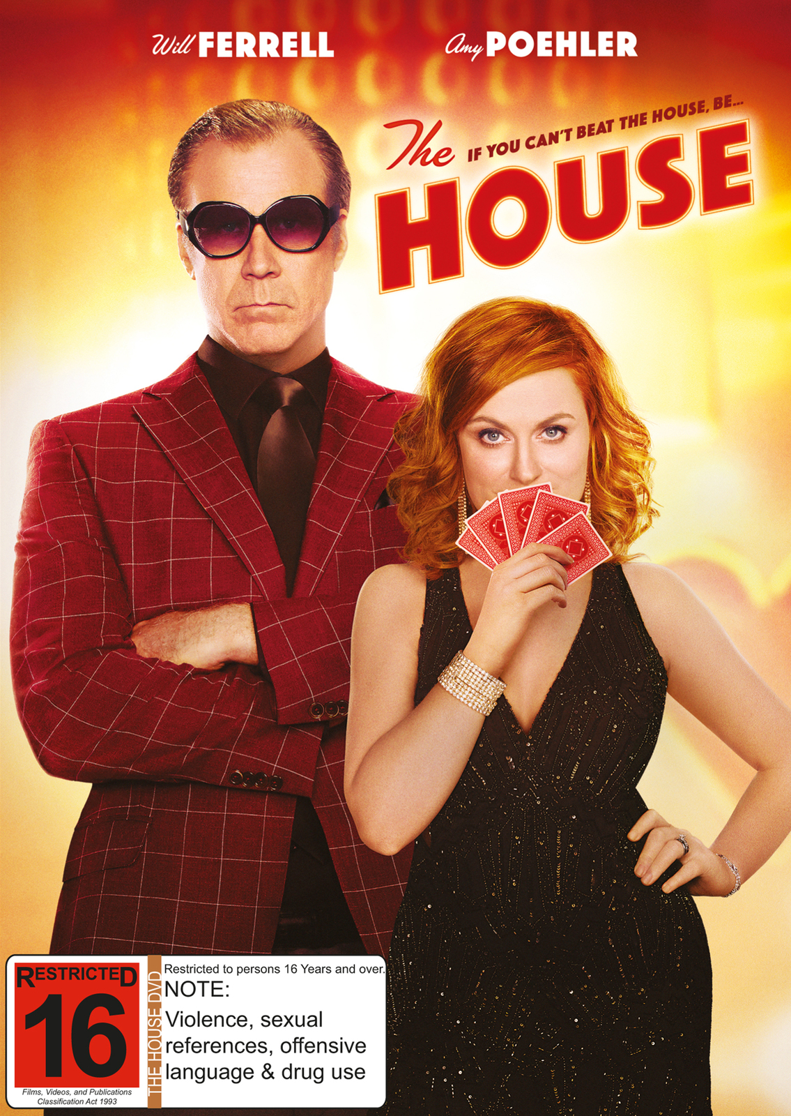 The House on DVD image