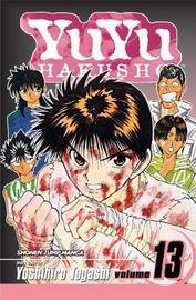 YuYu Hakusho, Vol. 13 by Yoshihiro Togashi
