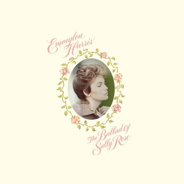 The Ballad Of Sally Rose (LP) by Emmylou Harris