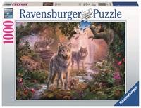 Ravensburger: 1,000 Piece Puzzle - Summer Wolves