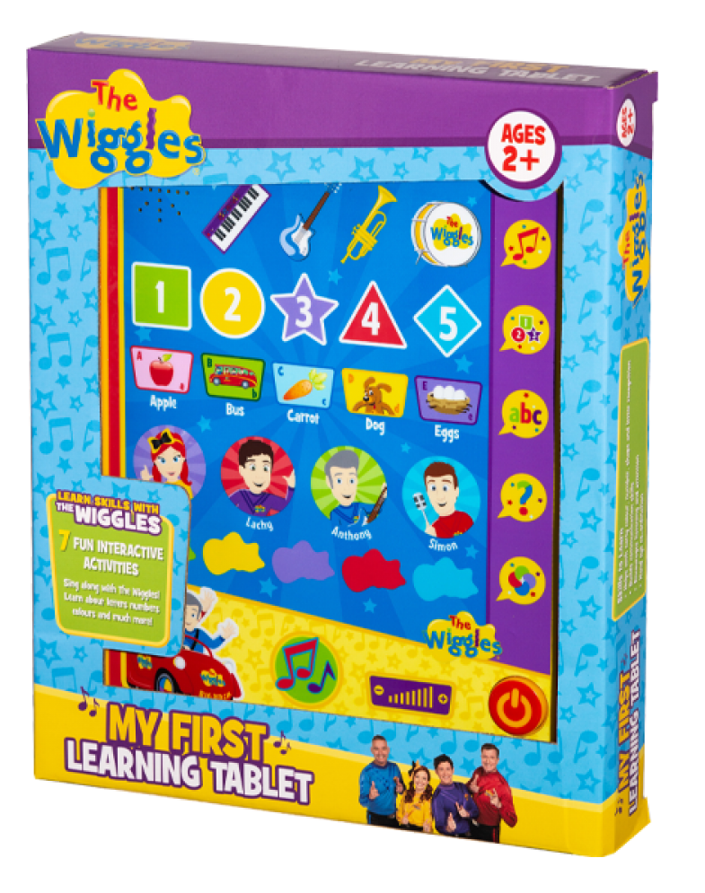 The Wiggles - My First Learning Tablet image