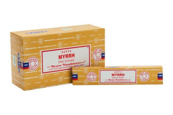 Satya Myrrh Incense