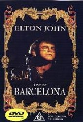 Elton John - Live In Barcelona on