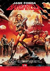 Barbarella on DVD