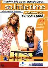Mary-Kate and Ashley: So Little Time - Vol 1 on DVD