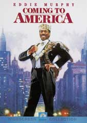 Coming To America on DVD