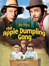 Apple Dumpling Gang, The (1975) on DVD