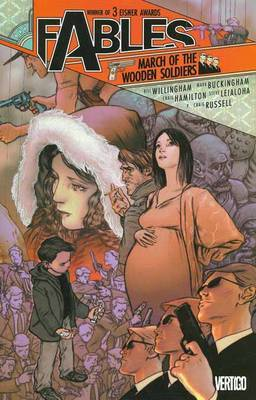 Fables by Bill Willingham image