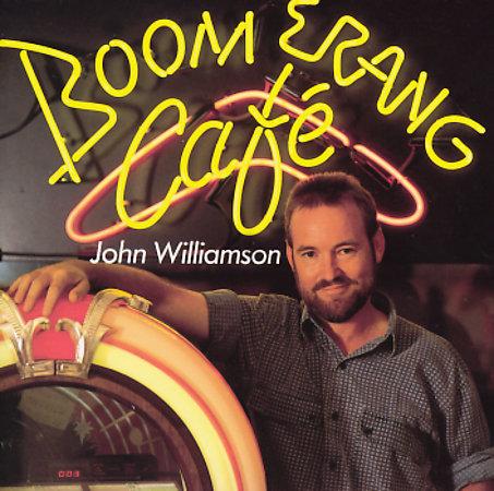 Boomerang Cafe by John Williamson