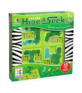 Hide and Seek Safari