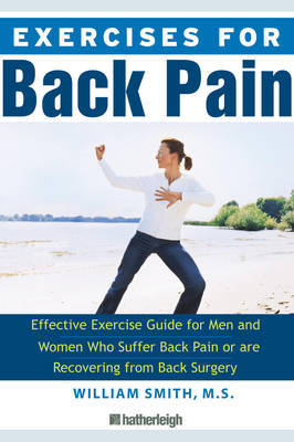 Exercises For Back Pain by William Smith image
