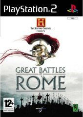 History Channel: Great Battles of Rome for PlayStation 2