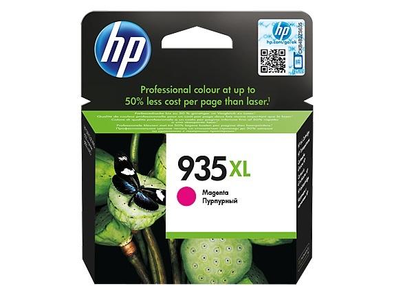 HP 935XL High Yield Ink Cartridge - Magenta
