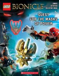 Quest for the Masks of Power (Lego Bionicle: Activity Book #1) by Ameet Studio