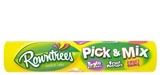 Rowntrees: Pick & Mix Tube - 140g