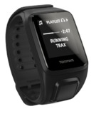 TomTom Spark Cardio + Music GPS Fitness Watch - Black (Large) with Headphones