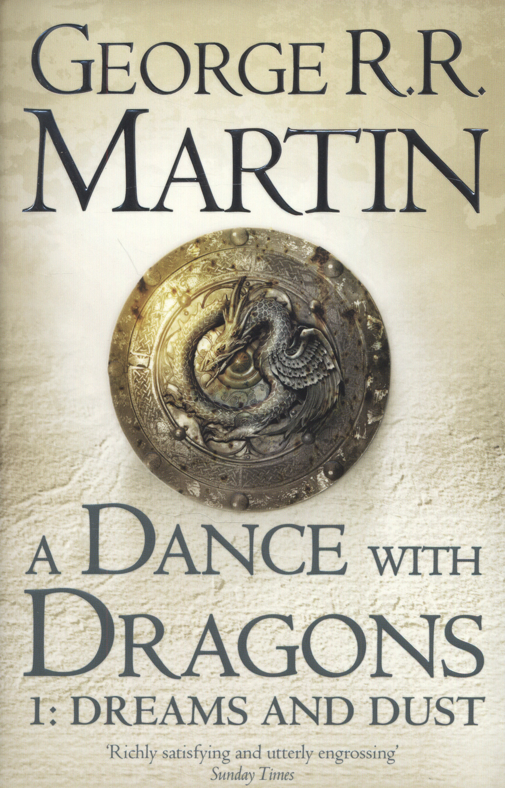 A Dance With Dragons: Part 1 Dreams and Dust by George R.R. Martin image