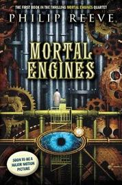 Mortal Engines (Mortal Engines, Book 1) by Philip Reeve image