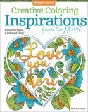 Creative Coloring Inspirations from the Heart by Valentina Harper