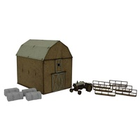 The Walking Dead: Greene Family Farm MDF Kit