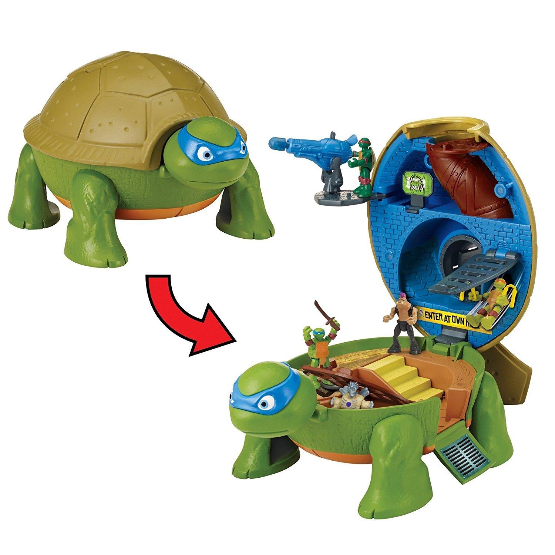 Teenage Mutant Ninja Turtles Micro Mutant Playset Toy