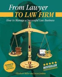 From Lawyer to Law Firm by Joryn Jenkins
