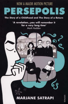 Persepolis I and II by Marjane Satrapi image