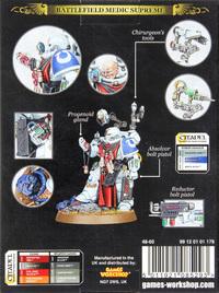 Warhammer 40,000 : Space Marine Primaris Apothecary image