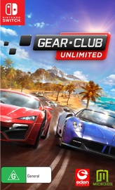 Gear Club Unlimited for Nintendo Switch