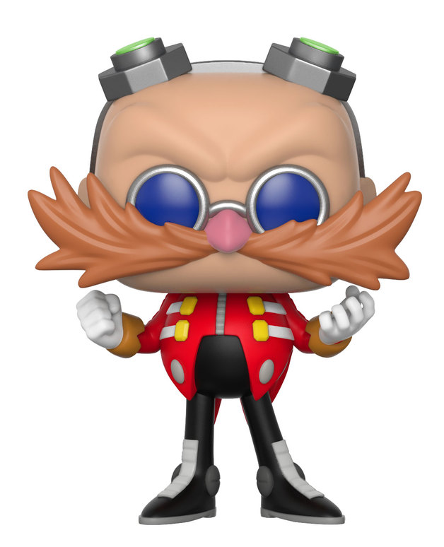 Sonic the Hedgehog - Dr Eggman Pop! Vinyl Figure