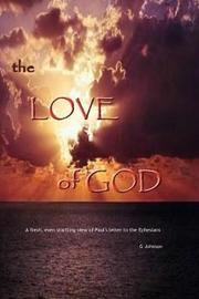 The Love of God by Gary Johnson