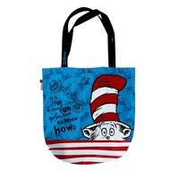 Tote Bag The Cat In The Hat (Emotive)