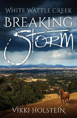 Breaking Storm by Vikki Holstein