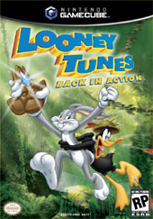 Looney Tunes: Back In Action for GameCube