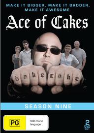 Ace Of Cakes - Season Nine on DVD