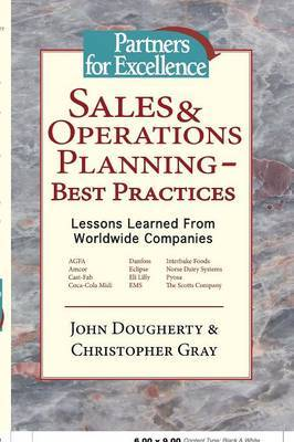 Sales and Operations Planning by John Dougherty